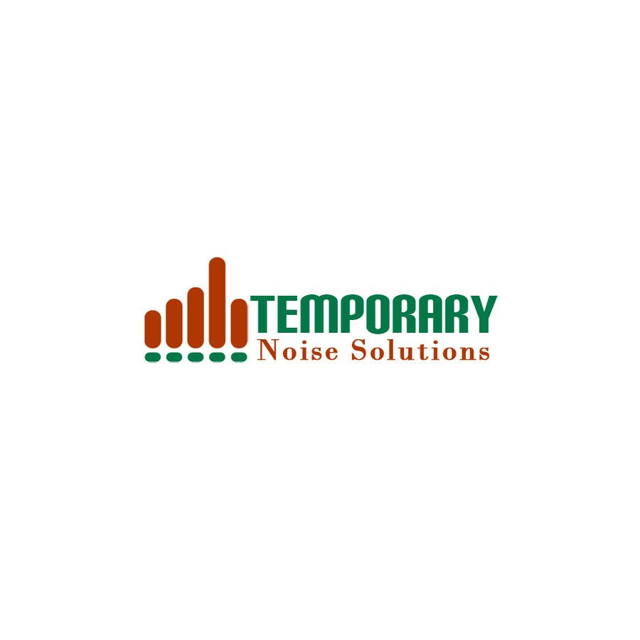 Proposition n°18 du concours Design a Logo for Temporary Noise Solutions