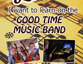 shain22 tarafından Basic Flyer for a music school #1 - EASY BRIEF! için no 5