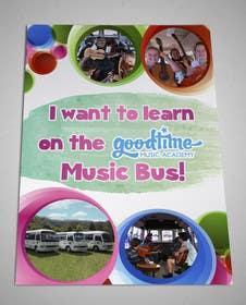 akarakas tarafından Basic Flyer for a music school #1 - EASY BRIEF! için no 14