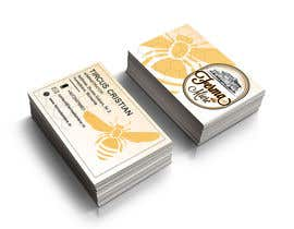 #53 para HoneyFarm business card and stationary por norastefanescu