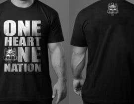 Nro 53 kilpailuun T-Shirt Graphic Design käyttäjältä greenpeacepait