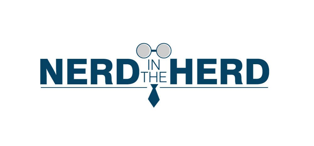 Contest Entry #                                        60                                      for                                         Logo Design for NerdintheHerd
