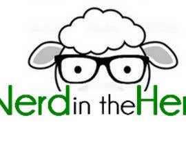 #37 для Logo Design for NerdintheHerd от GiuliaMilazzo