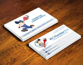 #29 para Design some Business Cards for KC Plumber Pro por pointlesspixels