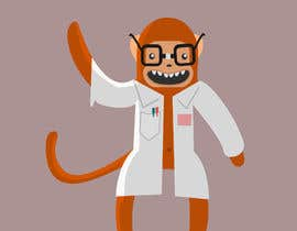 #5 cho Illustrate Something for Silly Geeky Monkey bởi jonamromero