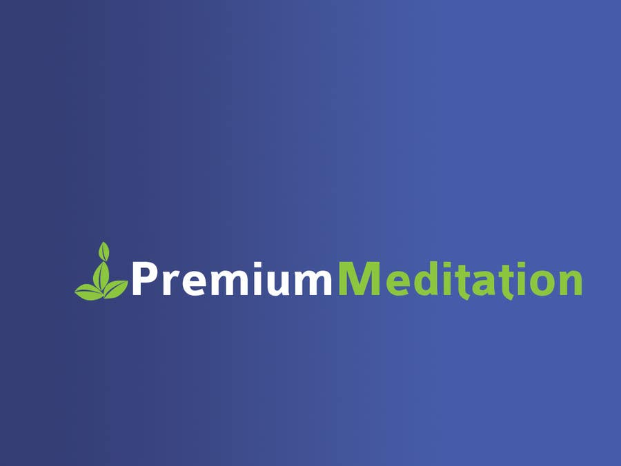 #69 for Design a Logo for Website www.PremiumMeditation.com by Hardikvora