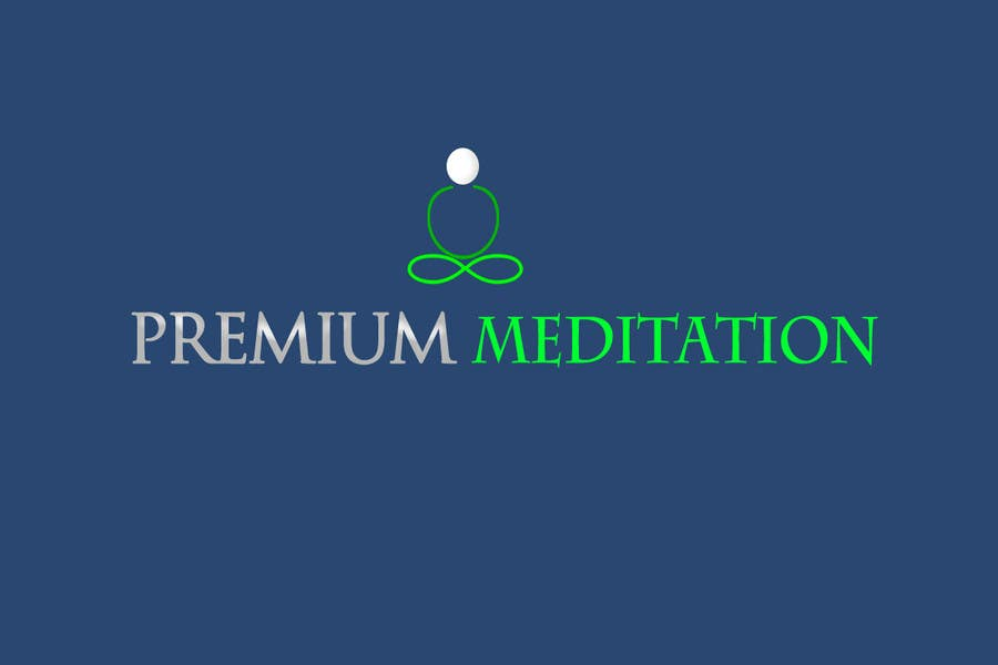 #66 for Design a Logo for Website www.PremiumMeditation.com by munna4e3