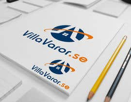 #191 untuk Logotype for villa/house related website oleh danbodesign