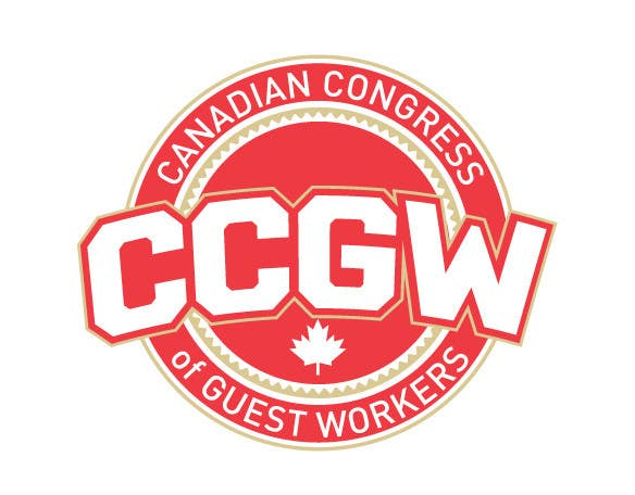 Konkurrenceindlæg #4 for CCGW Canadian Congress of Guest Workers