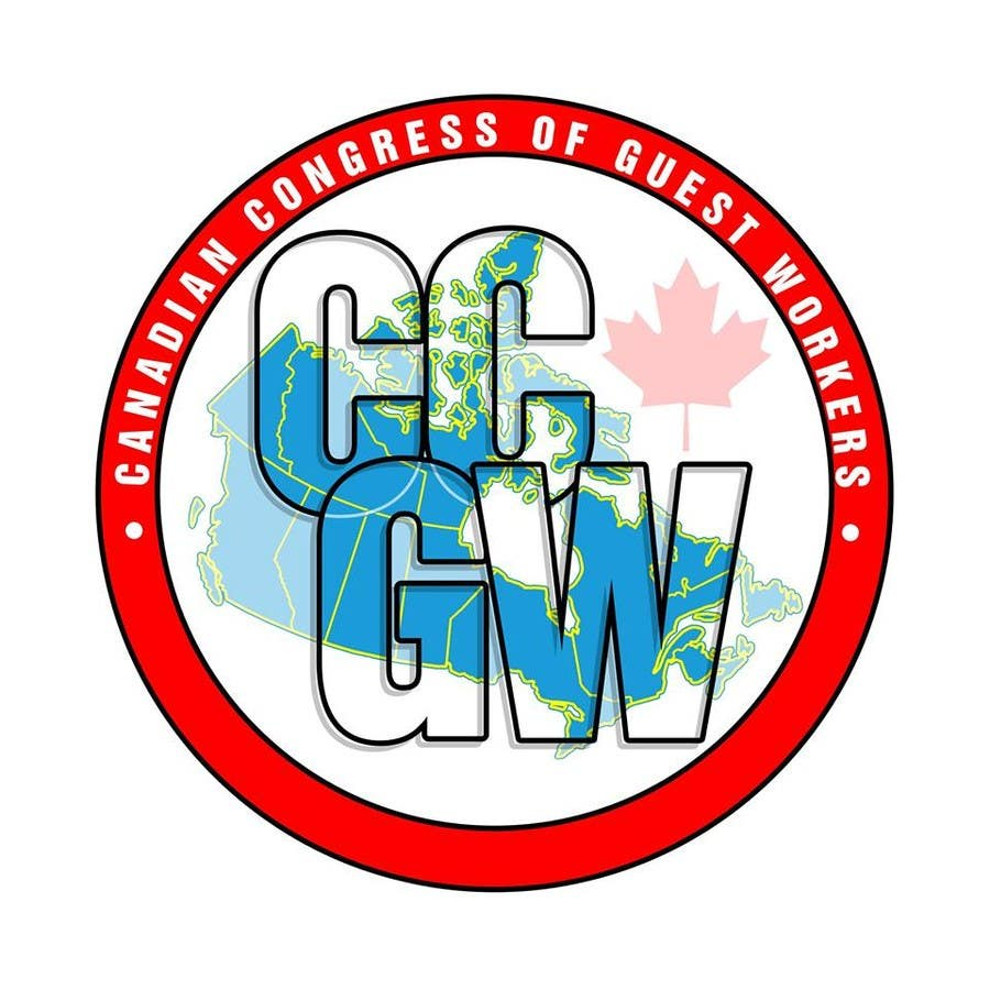 Konkurrenceindlæg #10 for CCGW Canadian Congress of Guest Workers