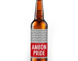 """Nro 34 kilpailuun Create a Label for a brand of beer called """"Ambon Heritage"""" käyttäjältä markdvrogerson"""