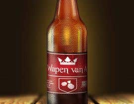 "Nro 2 kilpailuun Create a label for a beer called ""Het Wapen van Assen"" (means: the Crest of Assen, a city in Holland) käyttäjältä OliveraPopov1"