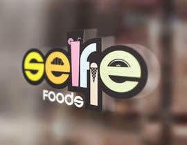 #396 for Design a Logo for New Shop called Selfie Food Store (new concept) by Quicketch