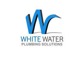 nº 85 pour Design a Logo for White Water Plumbing par davidsarbah