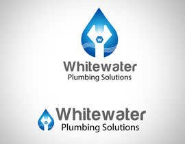 nº 4 pour Design a Logo for White Water Plumbing par manish997