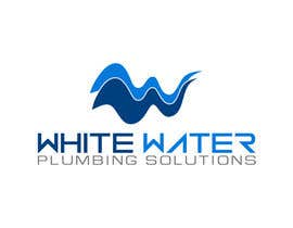 #58 for Design a Logo for White Water Plumbing by Psynsation