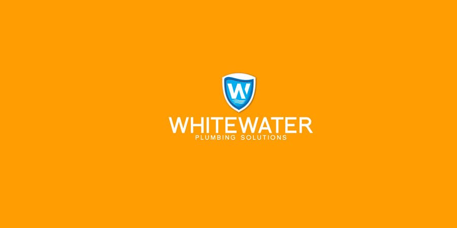 #5 for Design a Logo for White Water Plumbing by kingryanrobles22