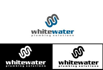 #24 for Design a Logo for White Water Plumbing by Sehban96