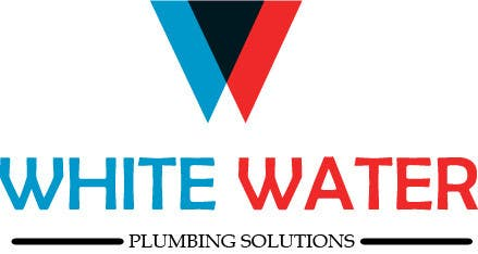 #21 for Design a Logo for White Water Plumbing by design3p