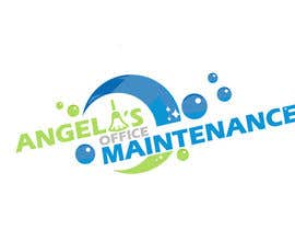 lauraburdea tarafından Design a logo for Angela's office maintenance için no 5