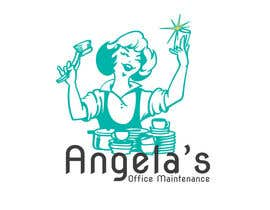 logexxpert tarafından Design a logo for Angela's office maintenance için no 4