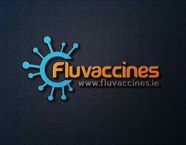 """Nro 38 kilpailuun Logo Design - """"fluvaccines.ie"""" käyttäjältä sihab9999"""