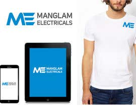 #89 cho Design a Logo for Manglam Electricals bởi mamunfaruk
