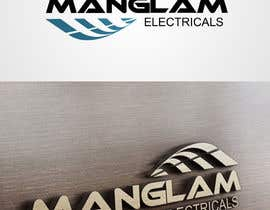 #136 cho Design a Logo for Manglam Electricals bởi sreesiddhartha