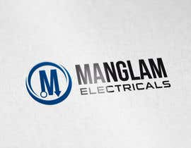 #34 for Design a Logo for Manglam Electricals af LogoFreelancers