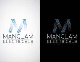 #107 cho Design a Logo for Manglam Electricals bởi rapakousisk