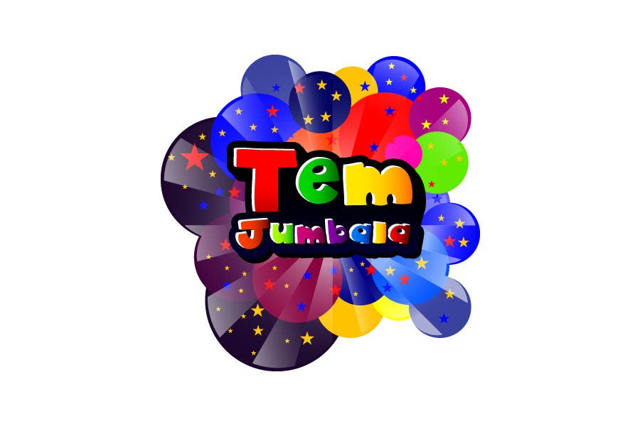 "Kilpailutyö #52 kilpailussa Design for Logo for the word ""Tem Jumbala"""