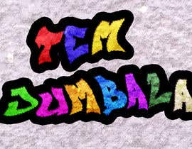 "#41 for Design for Logo for the word ""Tem Jumbala"" af nicoletaandreea"