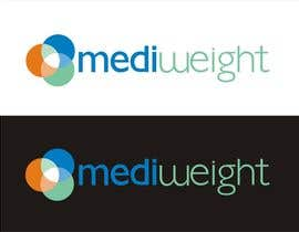 nº 186 pour Design a logo www.mediweight.com.au par YONWORKS