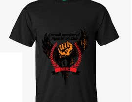 #33 for Crossfit T-shirt design by vishwas19