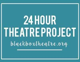 Nro 2 kilpailuun Theatre Poster. Quick and clean. käyttäjältä mermaidia