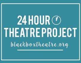 Nro 4 kilpailuun Theatre Poster. Quick and clean. käyttäjältä mermaidia