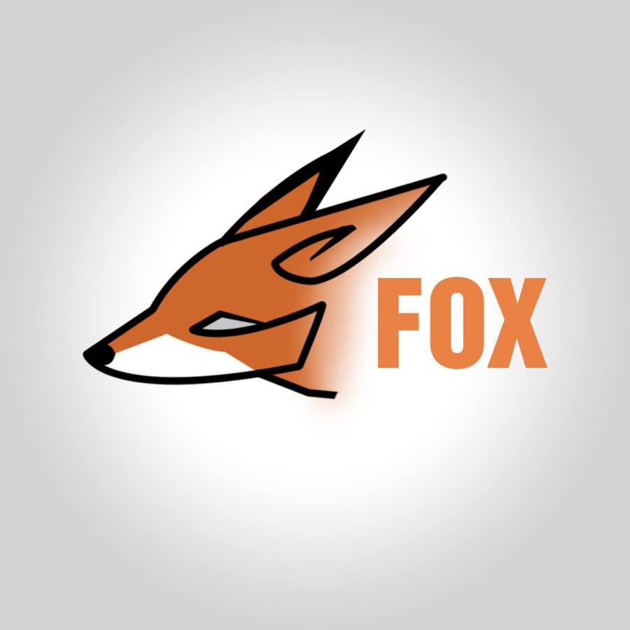 Bài tham dự cuộc thi #2 cho Unique and Awesome Fox Vector Logo