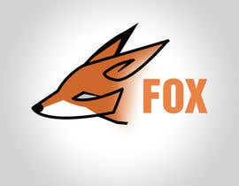 #2 for Unique and Awesome Fox Vector Logo by itskabirahmed