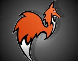 #22 untuk Unique and Awesome Fox Vector Logo oleh onicamarius