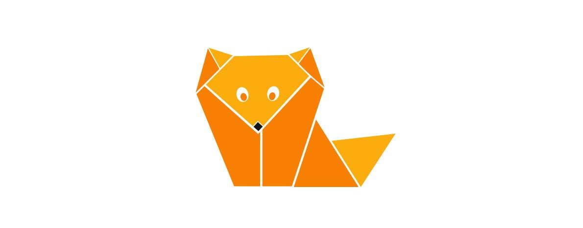 Bài tham dự cuộc thi #12 cho Unique and Awesome Fox Vector Logo