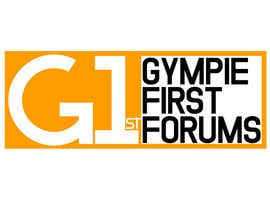 #32 for Design a Logo for Gympie First Forums af jenerodeguzman
