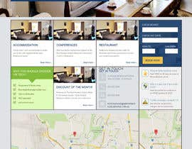 #29 for Create a Wordpress Template for Hotel af theinspiredart