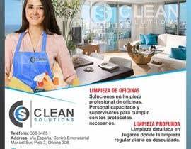 Nro 26 kilpailuun Design a Banner - Cleaning Company käyttäjältä djbabados