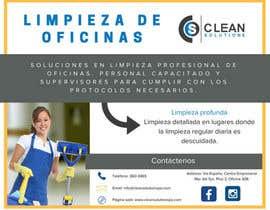 Nro 5 kilpailuun Design a Banner - Cleaning Company käyttäjältä sfares1203