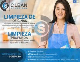Nro 3 kilpailuun Design a Banner - Cleaning Company käyttäjältä saidesigner87