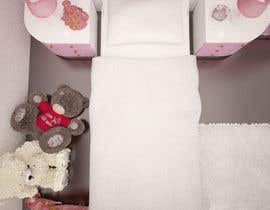 olsiad tarafından Create a small, easy and very simple girls bedroom scene için no 38