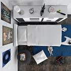 3D Rendering Inscrição do Concurso Nº38 para Design Realistic Room