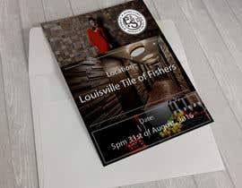 Nro 8 kilpailuun Wine & Appetizers Invitation Event (*Postcard Design) käyttäjältä larcibashev