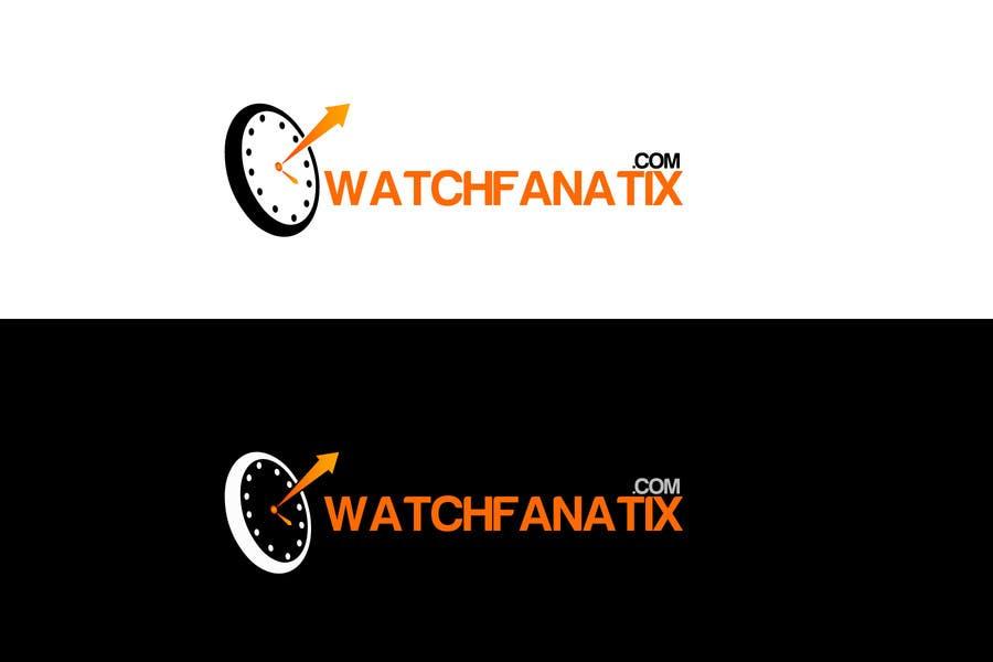 #40 for Design a Logo for watchfanatix.com by edZartworkZ