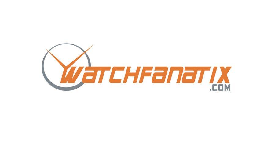 #29 for Design a Logo for watchfanatix.com by saddamkhan1919